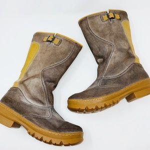 KEEN | Willamette Waterproof Boot 9.5 Brown